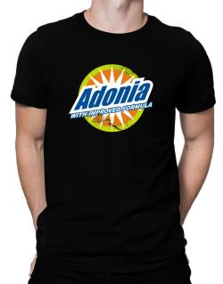 Adonia - With Improved Formula Men T-Shirt