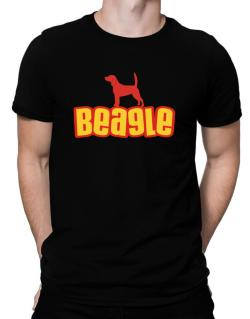 Breed Color Beagle Men T-Shirt