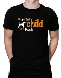 The Perfect Child Is A Beagle Men T-Shirt