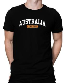 Australia Athletics Men T-Shirt