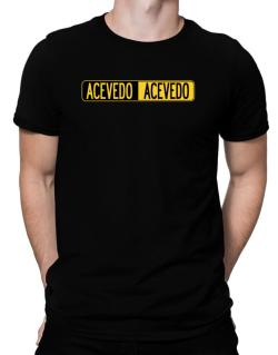 Negative Acevedo Men T-Shirt