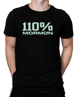 110% Mormon Men T-Shirt