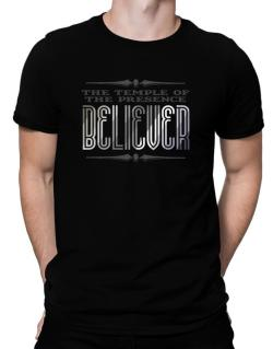 The Temple Of The Presence Believer Men T-Shirt