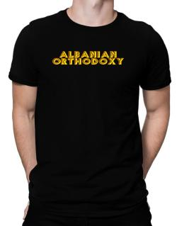 Albanian Orthodoxy Men T-Shirt