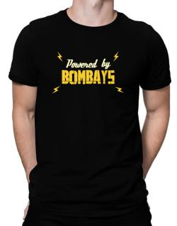 Powered By Bombays Men T-Shirt