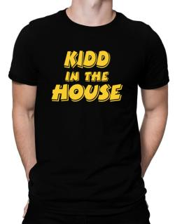 Kidd In The House Men T-Shirt