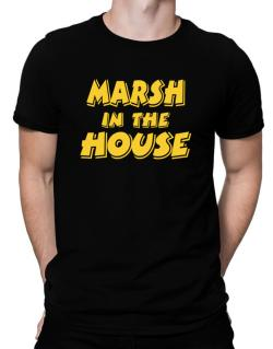 Marsh In The House Men T-Shirt