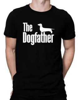 The dogfather Dachshund Men T-Shirt