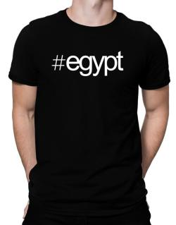 Hashtag Egypt Men T-Shirt
