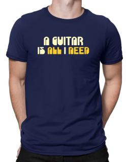 A Guitar Is All I Need Men T-Shirt