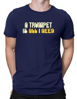 A Trumpet Is All I Need Men T-Shirt