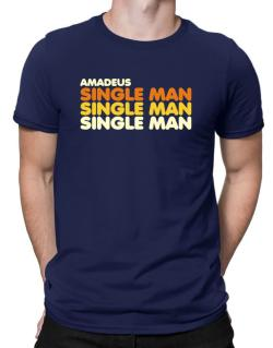 Amadeus Single Man Men T-Shirt