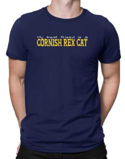 My Best Friend Is A Cornish Rex Men T-Shirt