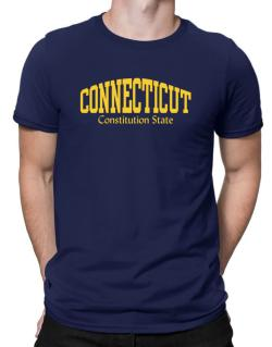 State Nickname Connecticut Men T-Shirt