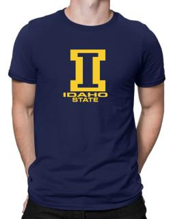 """ STATE ABC Idaho "" Men T-Shirt"