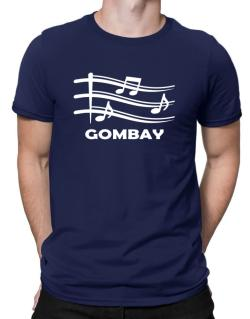 Gombay - Musical Notes Men T-Shirt