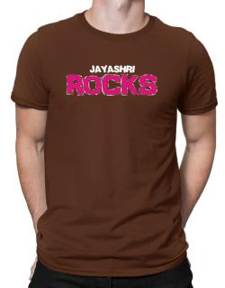 Jayashri Rocks Men T-Shirt