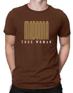 Madonna True Woman Men T-Shirt