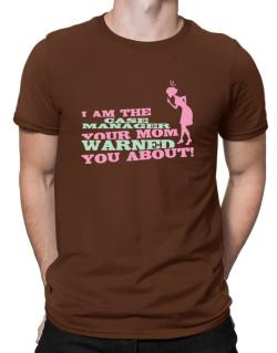 Case Manager Your Mom Warned You About Men T-Shirt