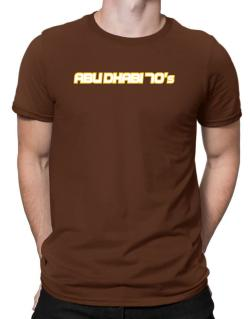 Capital 70 Retro Abu Dhabi Men T-Shirt