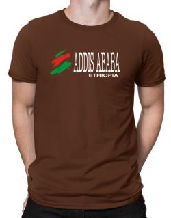 Brush Addis Ababa Men T-Shirt