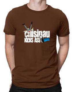 Chisinau Kicks Ass Men T-Shirt