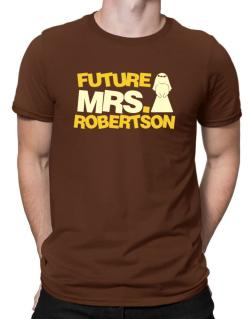 Future Mrs. Robertson Men T-Shirt