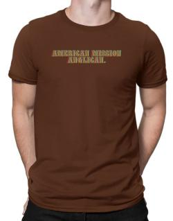 American Mission Anglican. Men T-Shirt