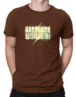 Hardcore Episcopalian Men T-Shirt