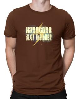 Hardcore Nlci Member Men T-Shirt
