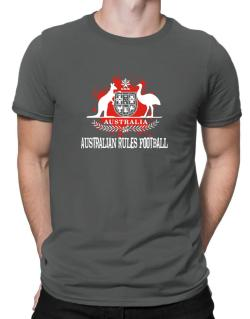 Australia Australian Rules Football / Blood Men T-Shirt