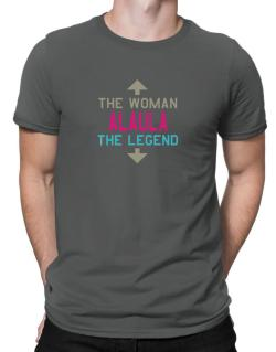 Alaula - The Woman, The Legend Men T-Shirt