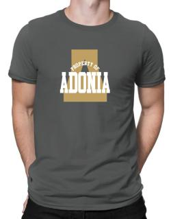 Property Of Adonia Men T-Shirt