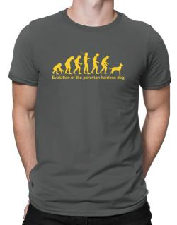 Evolution Of The Peruvian Hairless Dog Men T-Shirt