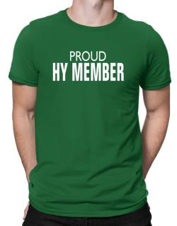 Proud Hy Member Men T-Shirt