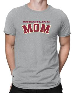 Wrestling Mom Men T-Shirt