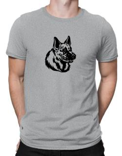 """ Belgian Malinois FACE SPECIAL GRAPHIC "" Men T-Shirt"