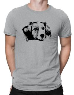 """ Kooikerhondje FACE SPECIAL GRAPHIC "" Men T-Shirt"