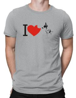 I love Australian Cattle Dogs Men T-Shirt