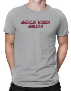 American Mission Anglican - Simple Athletic Men T-Shirt