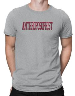 Anthroposophist - Simple Athletic Men T-Shirt