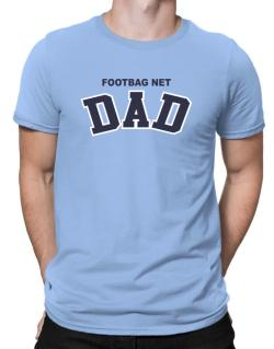 Footbag Net Dad Men T-Shirt