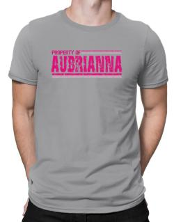 Property Of Aubrianna - Vintage Men T-Shirt