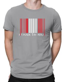 Made in Peru cool design  Men T-Shirt