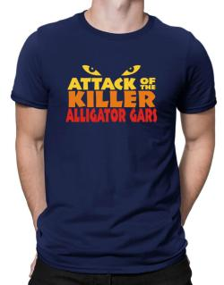 Attack Of The Killer Alligator Gars Men T-Shirt