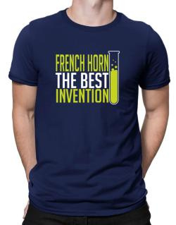 French Horn The Best Invention Men T-Shirt