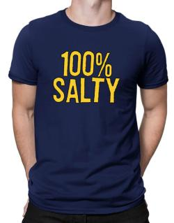 100% Salty Men T-Shirt