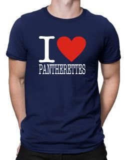 I Love Pantherettes Men T-Shirt