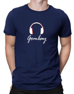Gombay - Headphones Men T-Shirt