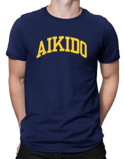 Aikido Athletic Dept Men T-Shirt